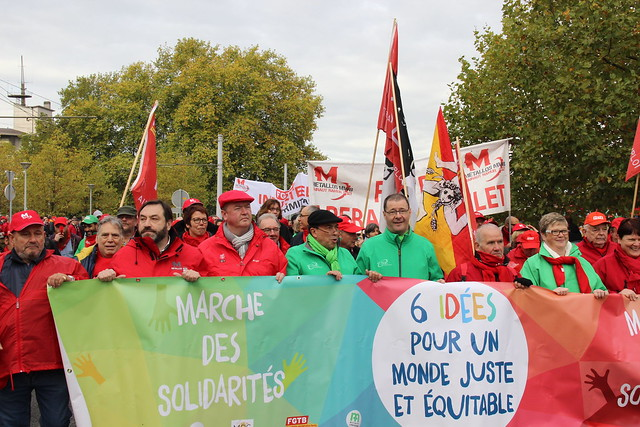 Marche des solidarités 23102017