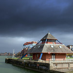 Bridge control at Preston Docks