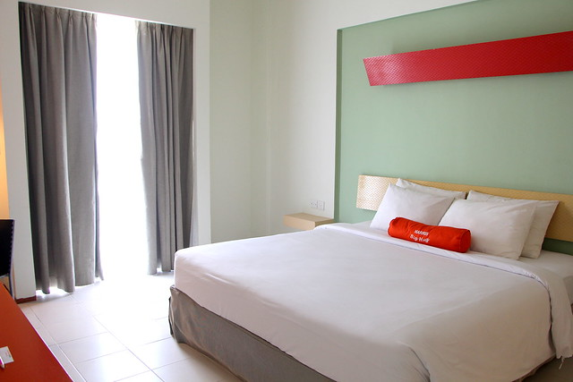 Harris Resort Waterfront Batam: Harris Suite Bedroom