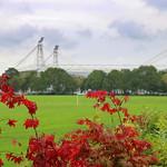Autumn at Moor Park Preston