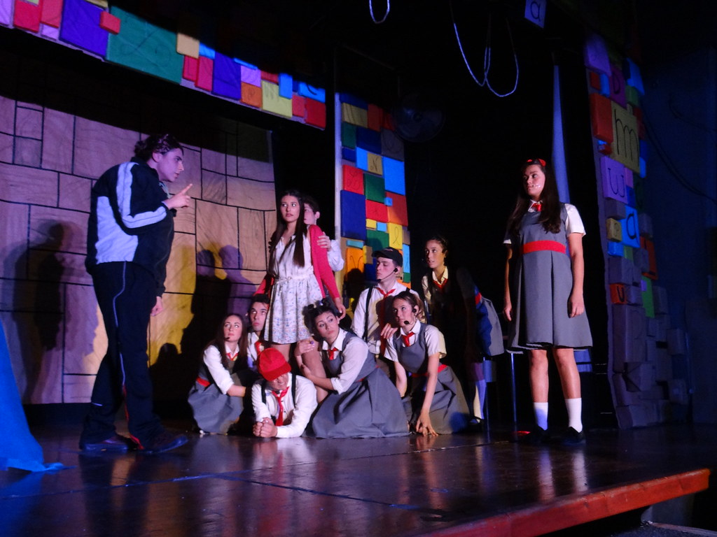 Matilda - English Musical 2017