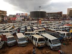 Taxipark: Organisiertes Chaos