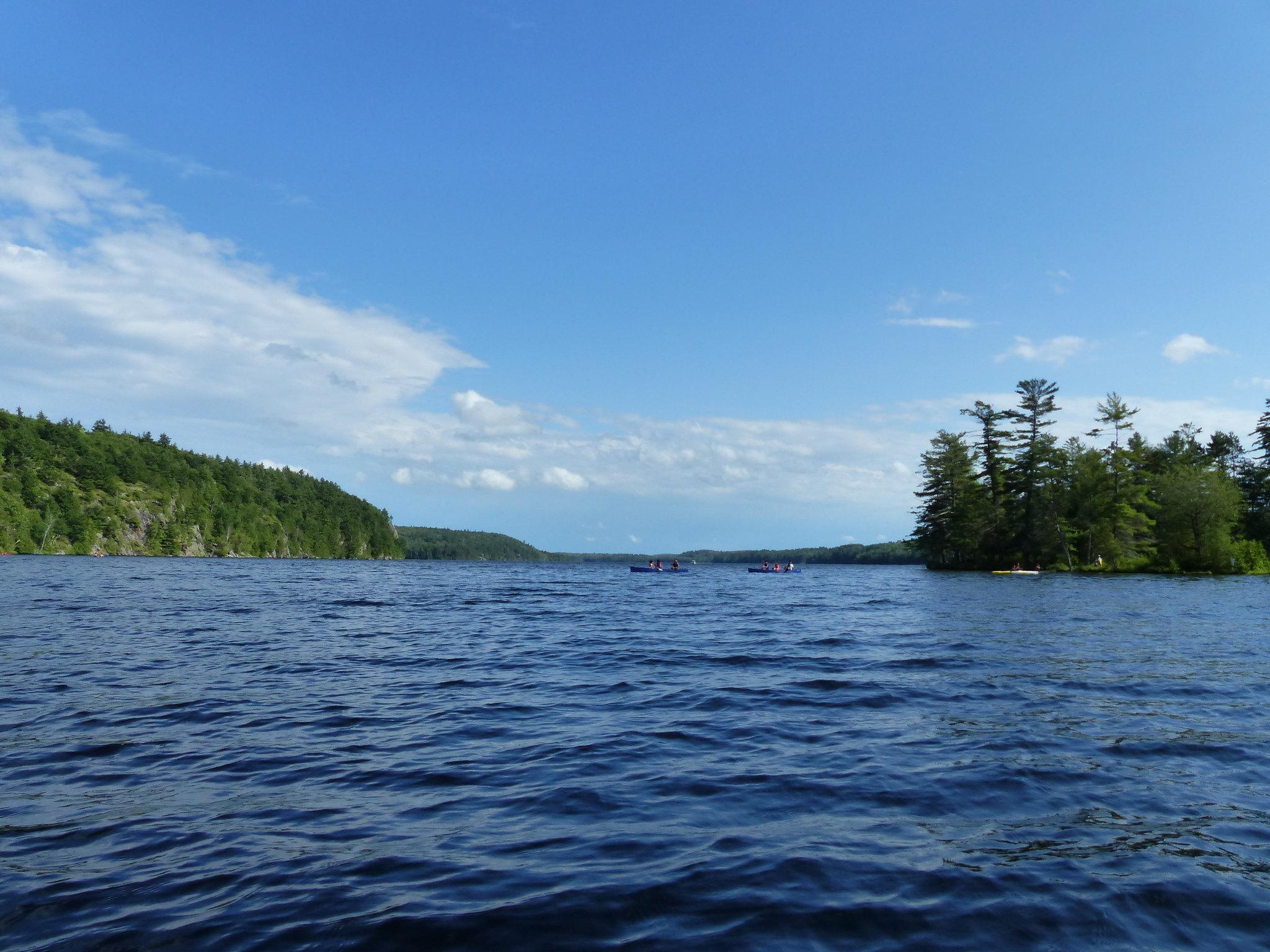 Bon Echo Provincial Park - Mazinaw Lake