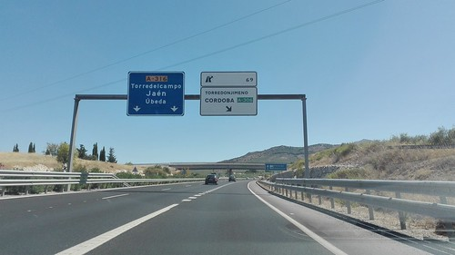 A316 - saída Torredonjimeno