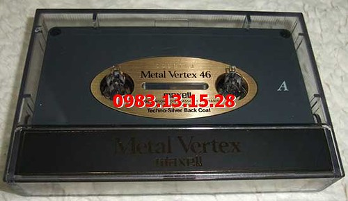 Maxell Metal Vertex46 MX46_result