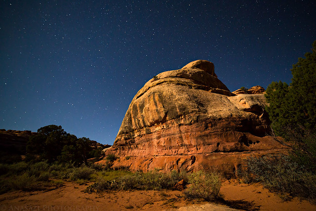 Night Sandstone