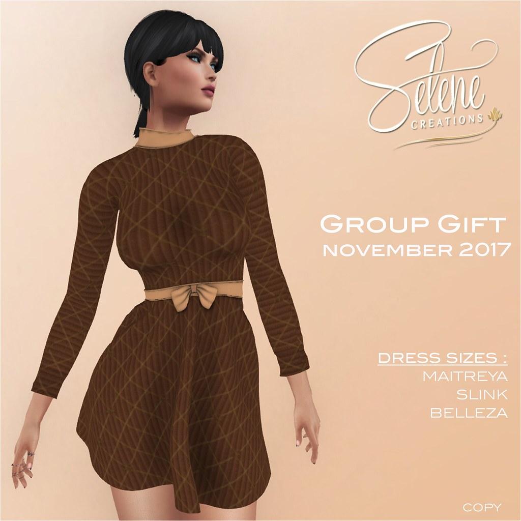 Goup gift november 2017 - TeleportHub.com Live!