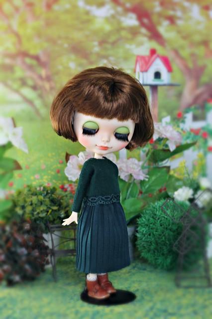 Green set for Blythe