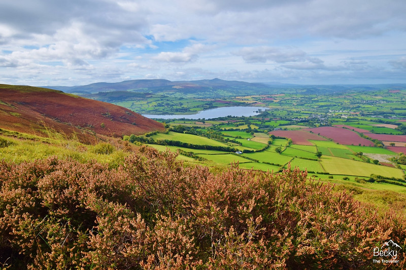 Brecon Beacons National Park Wales - 3 days hiking - Bwlch hike - Brecon Beacons