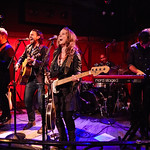 Thu, 14/09/2017 - 5:59am - The Lone Bellow (Zach Williams; Kanene Donehey Pipkin; Brian Elmquist) perform for WFUV Public Radio at Rockwood Music Hall in New York City, 9/14/17. Hosted by Rita Houston. Photo by Gus Philippas/WFUV