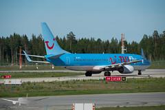 TUIfly Nordic - SE-RFV - B737-800
