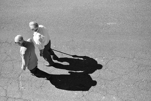 Dúo de sombras