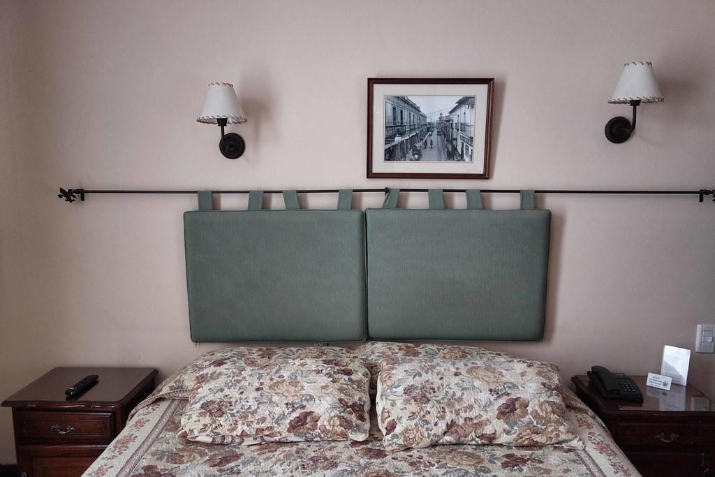 Salta - Hotel Colonial Chambre