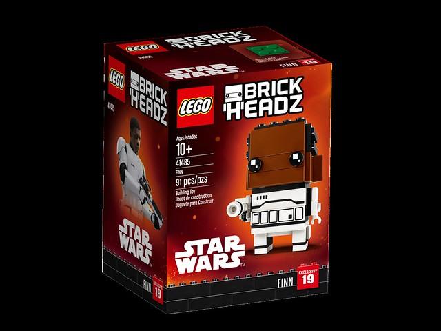 Star Wars - Lego - BrickHeadz 2