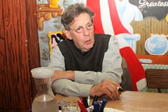 Componist Philip Glass signeert in Concerto Amsterdam