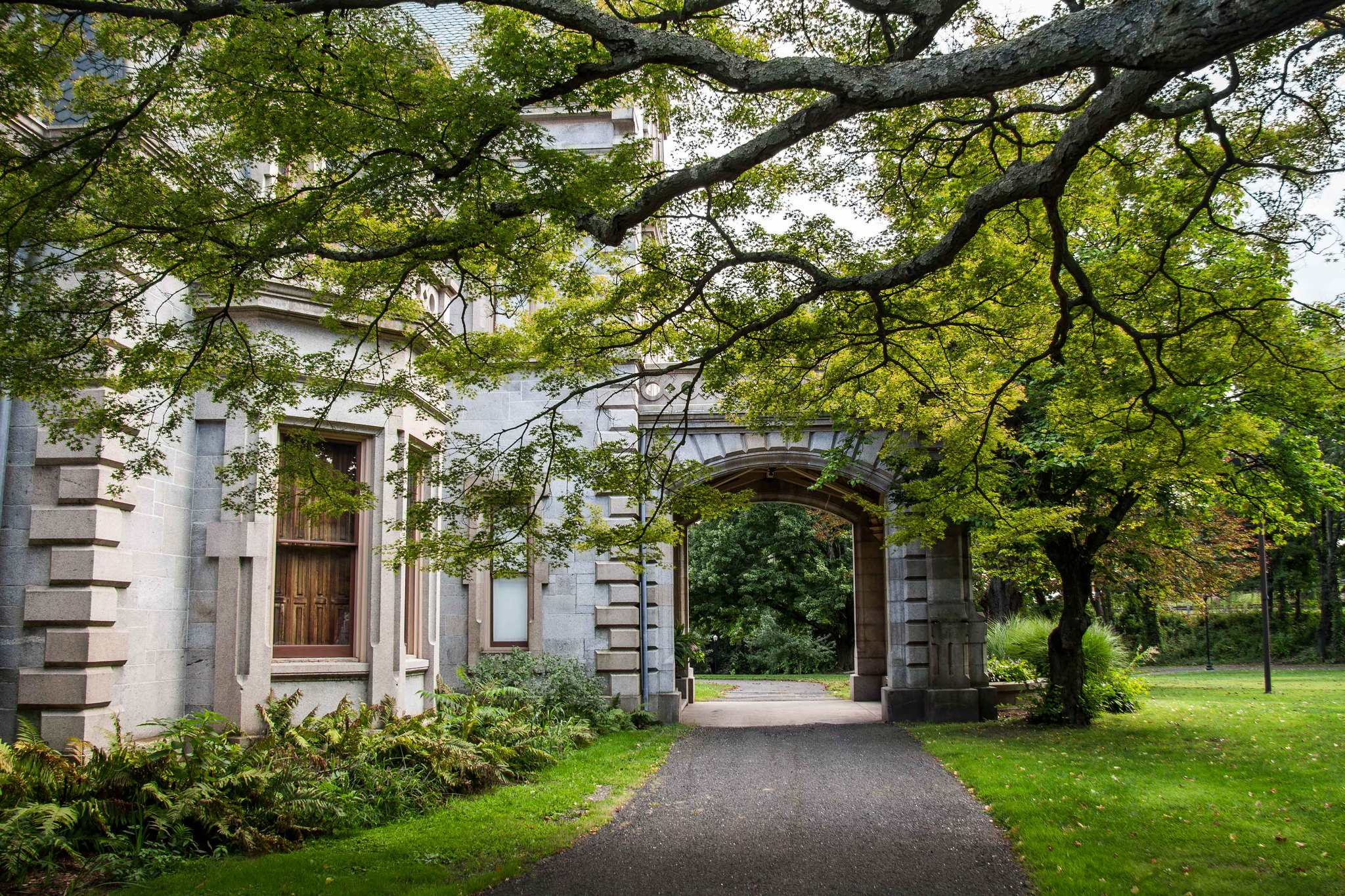 Inside the Lockwood-Mathews Mansion – Lost in the Lens