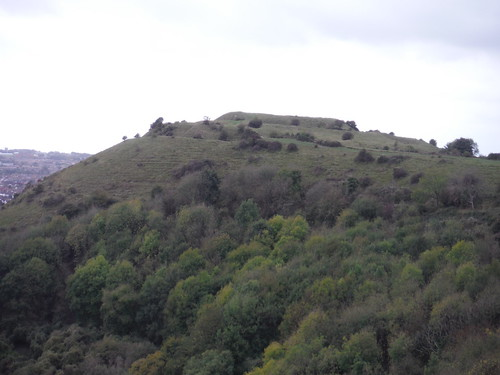 Castle Hill/Caesar's Camp (Norman Ring & Bailey)