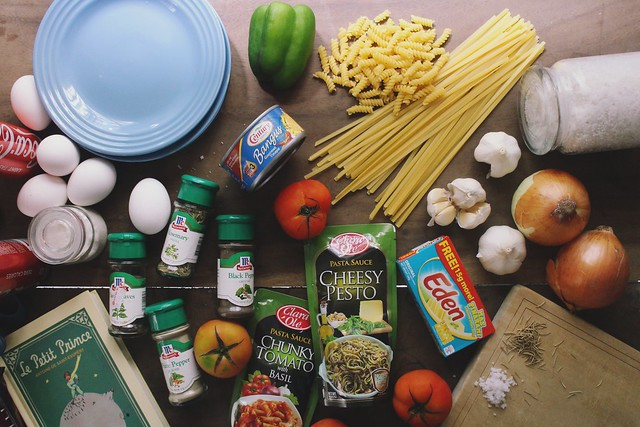 What How to cook Pasta Fusili Duane Bacon Blogger Lifestyle Health DIY Independent