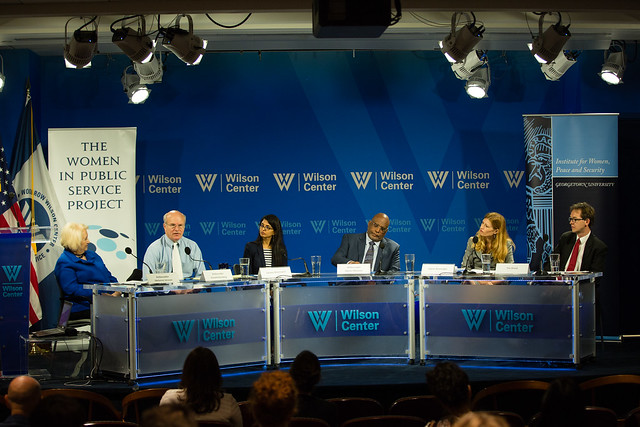10-13-2017 Not the Usual Suspects: Engaging Male Champions of Women, Peace and Security