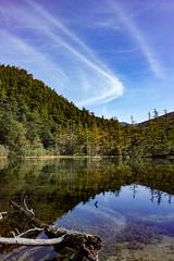 Kamikochi early autumn scenery