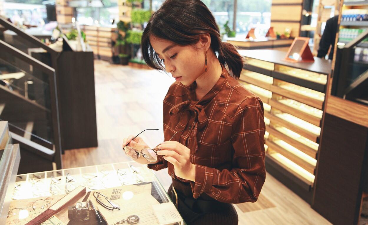 生活風格|Have your LOHAS experience • lohas樂活眼鏡高應大店配鏡體驗