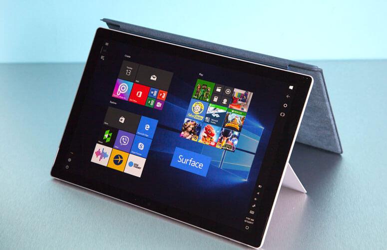 Surface Pro dos en uno