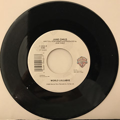 JANE CHILD:DON'T WANNA FALL IN LOVE(RECORD SIDE-B)
