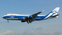 Air Bridge Cargo 747 Freighter.