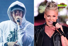 "Listen Eminem and Pink New Song ""Revenge"""