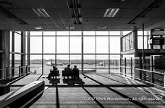 Departure, Cape Town International Airport, South Africa
