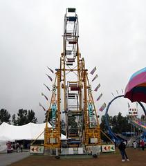Big Rock Amusements Sky Wheel.