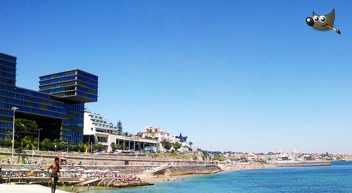 Portugal - Estoril Beach