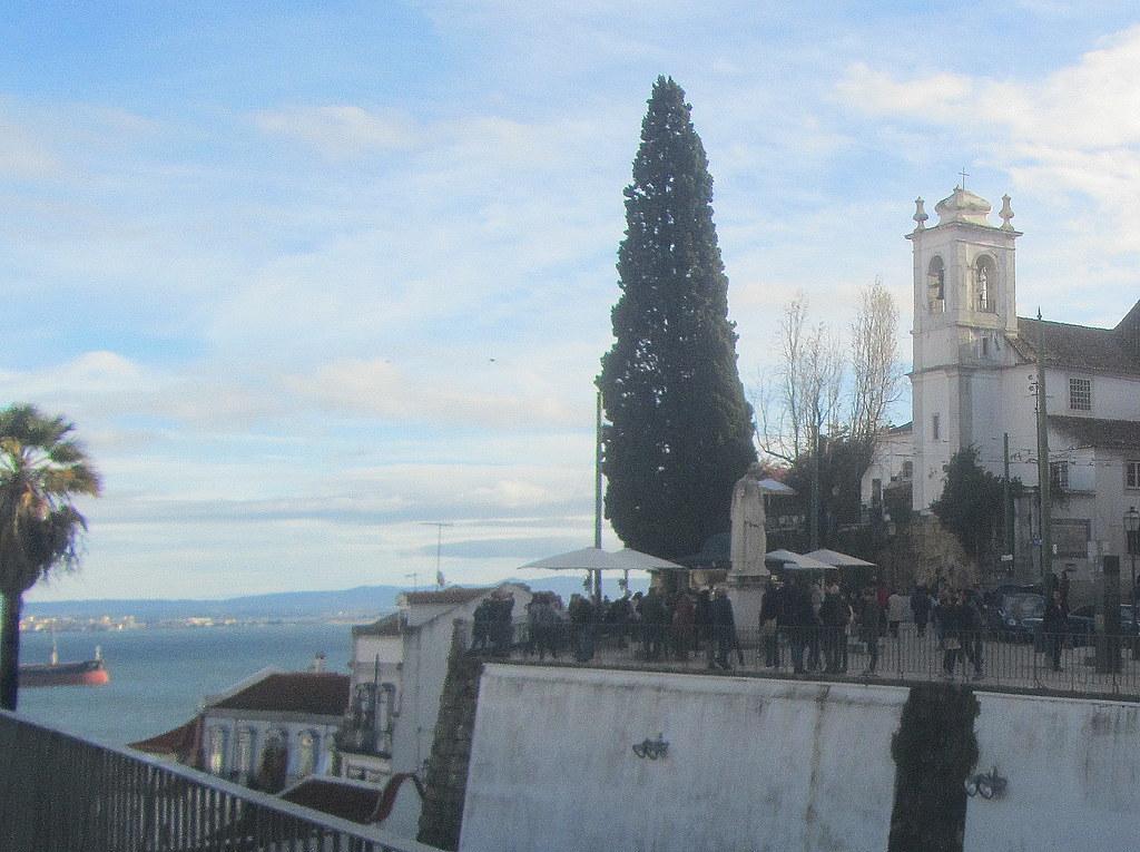 En los altos de Lisboa