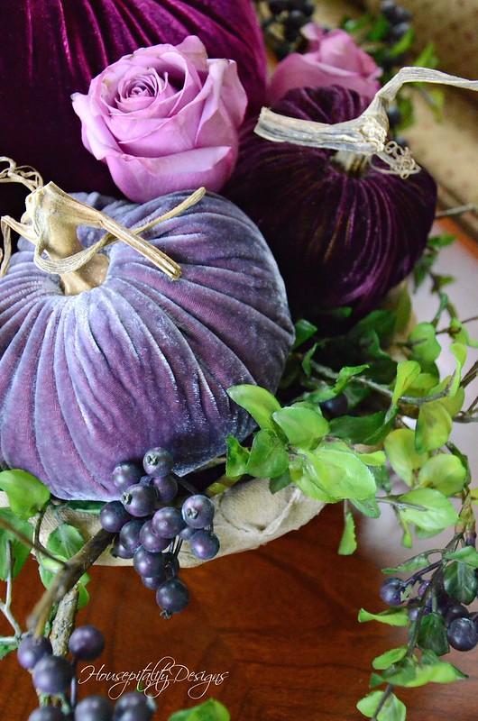 Velvet Pumpkins-Housepitality Designs-9