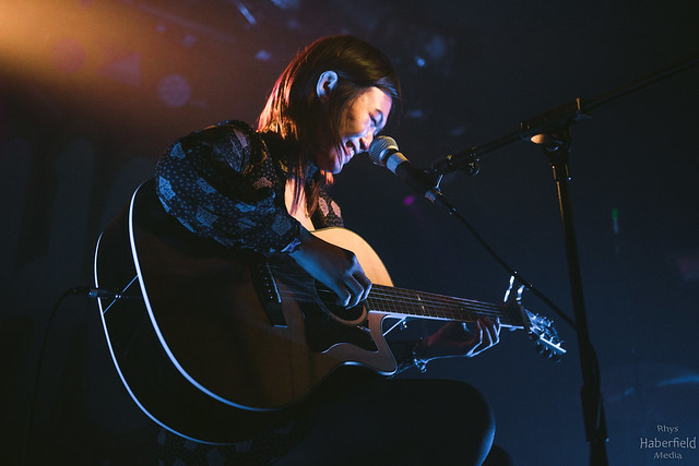 Yvette Young - The Garage - 16/10/17 - London