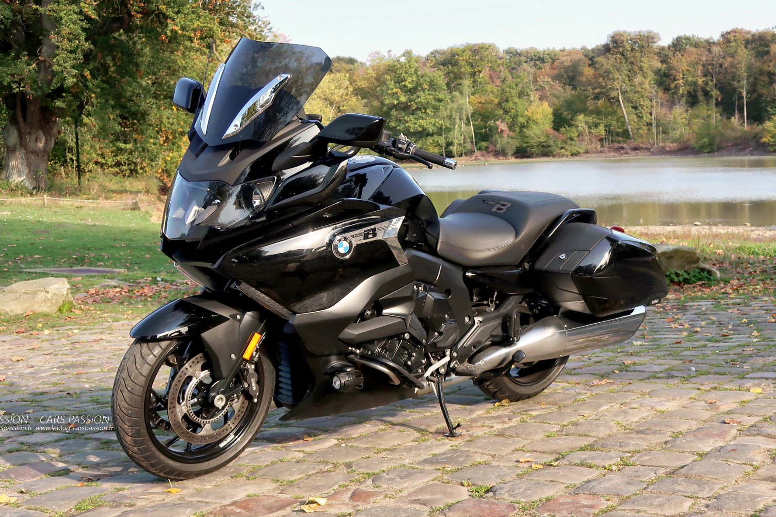 BMW k1600B Bagger moto motorcylce