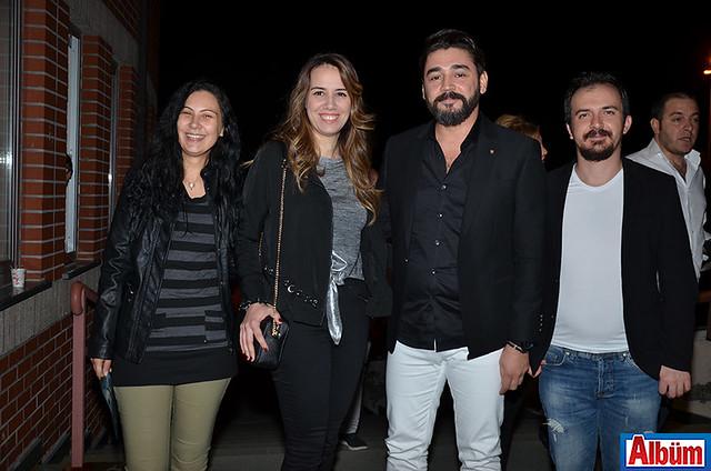 Özge Erbil, Gözde Aşıkoğlu, Mehmet Aşıkoğlu, Ahmet Gürhan Gürgel