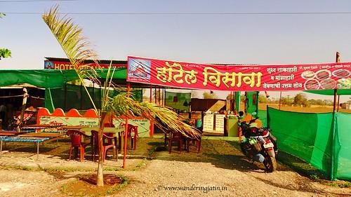Dhaba in Maharashtra