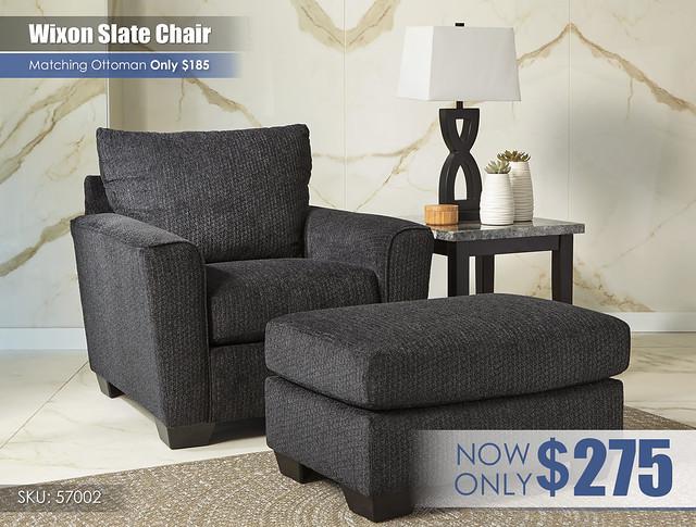 Wixon Slate Chair_57002