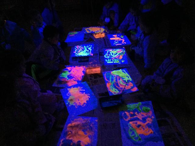 Parades pintura fluorescent setm 2