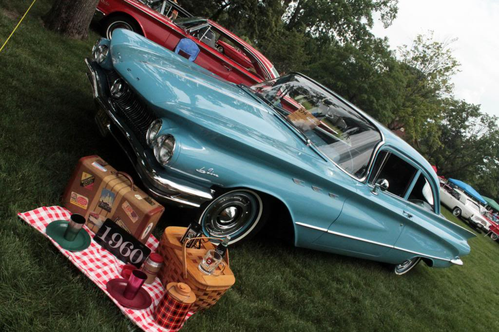 Motor Muster in Greenfield Village (via Wading in Big Shoes)