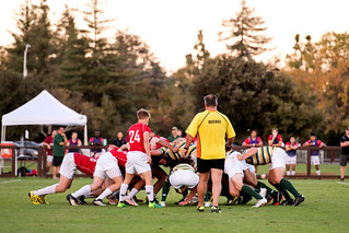 PLNU vs Stanford Rugby Fall 2017 4