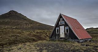 Mountain Rescue Hut Route 54