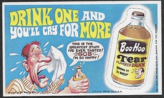 Wacky Ads No. 10 ( Topps 1969 )