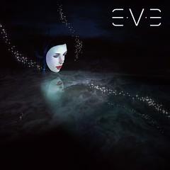 E.V.E Logo Poster Starts Fireflies