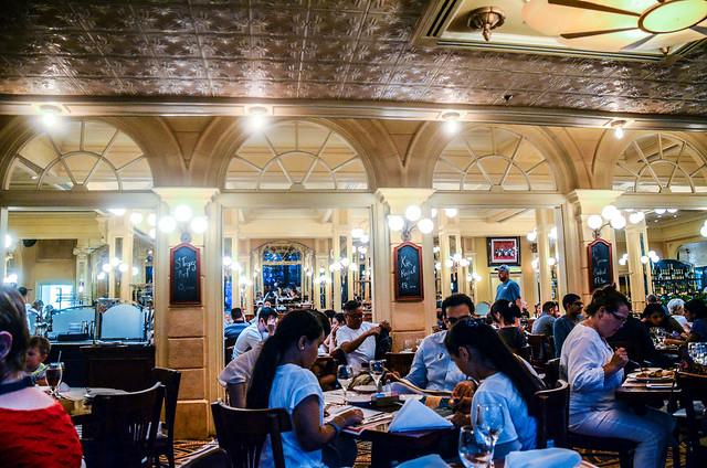 Chefs de France inside