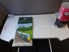 Onboard GWR 800 IET 1st day of service 2017/16/10