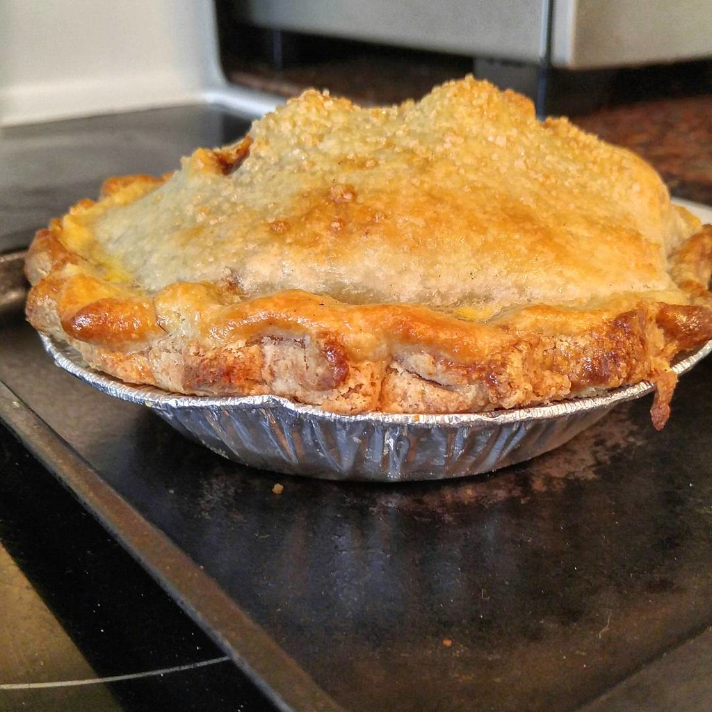 Apple Butter Apple Pie