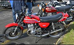 Kawasaki 350cc