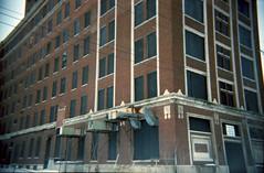 Old Westinghouse factory, East Hamilton
